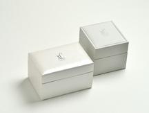 女性向け腕時計用ボックス